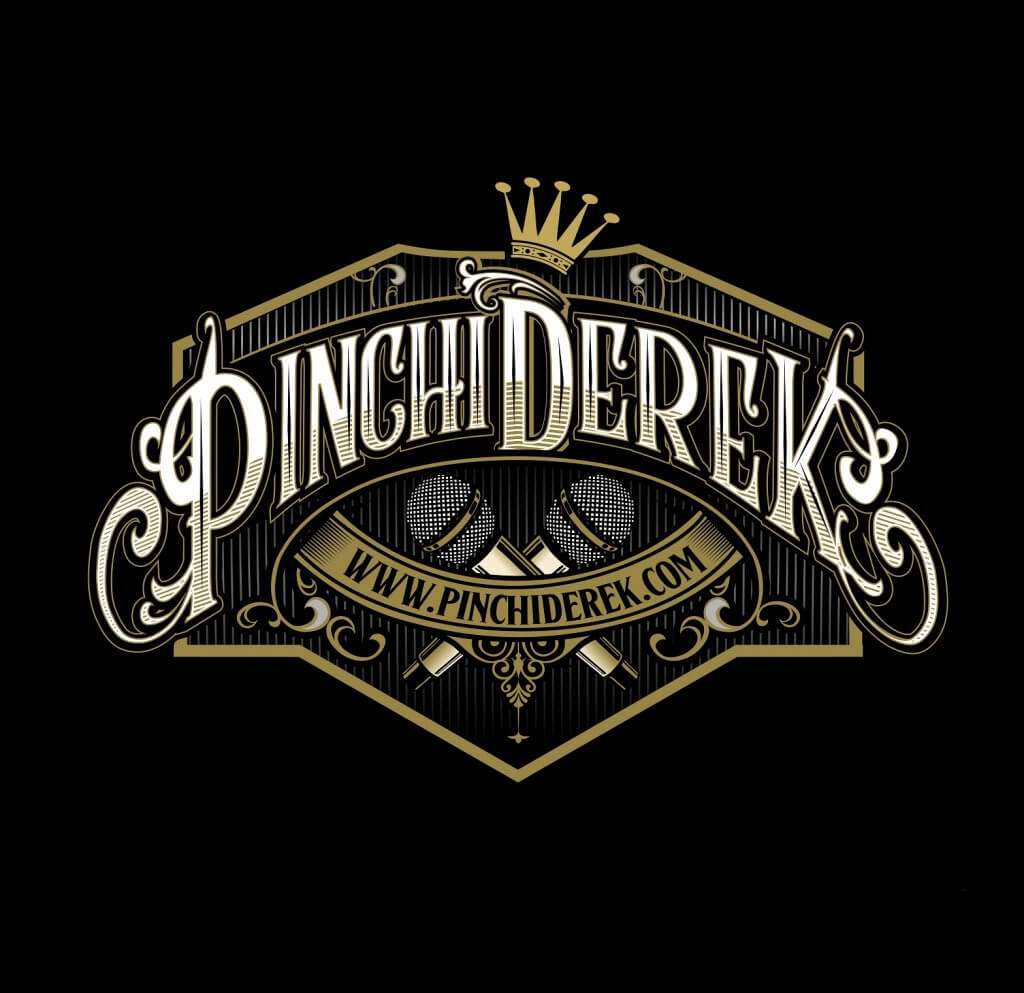 Pinchi Derek Crown Logo