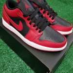 Air Jordan 1 Low Reverse Bred 1