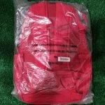 supreme red backpack 1