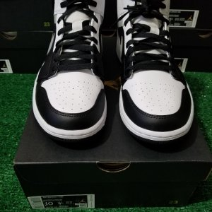 air jordan 1 mids shadow size 10