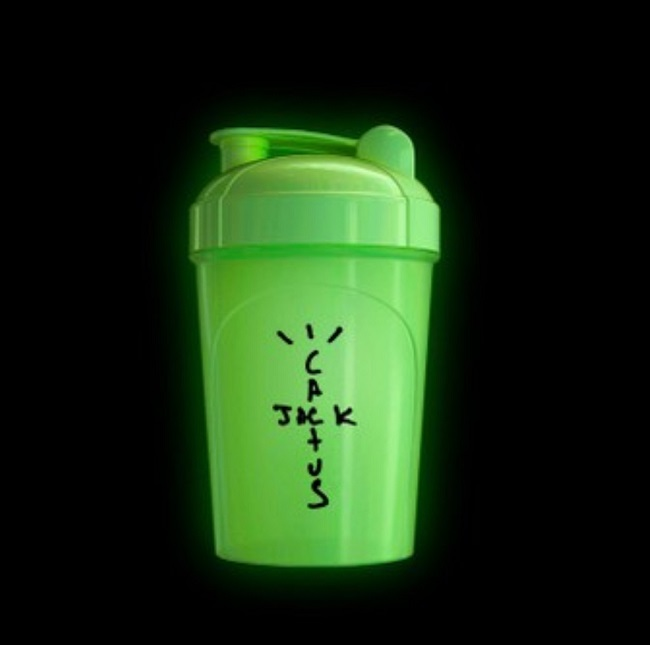 cactus jack gamers cup glow in the dark 2