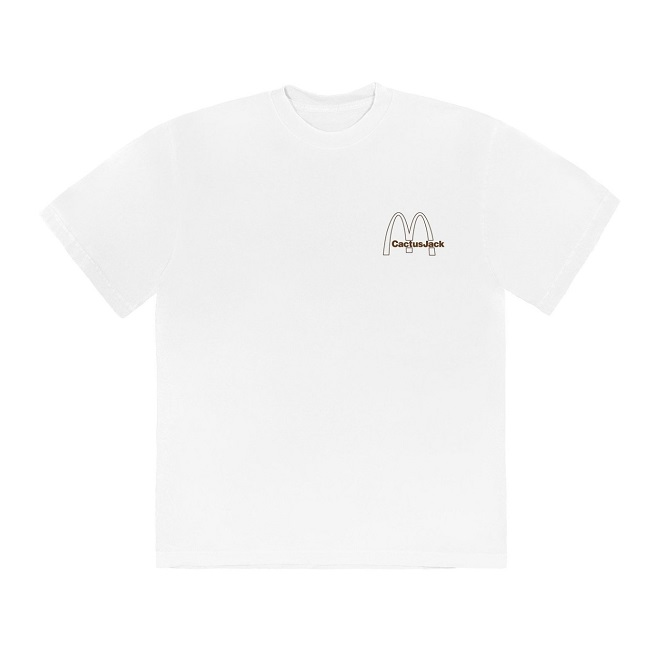 travis scott x mcdonalds nobody can do it tshirt 1