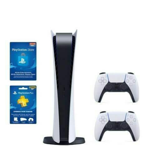 playstation 5 digital bundle 4