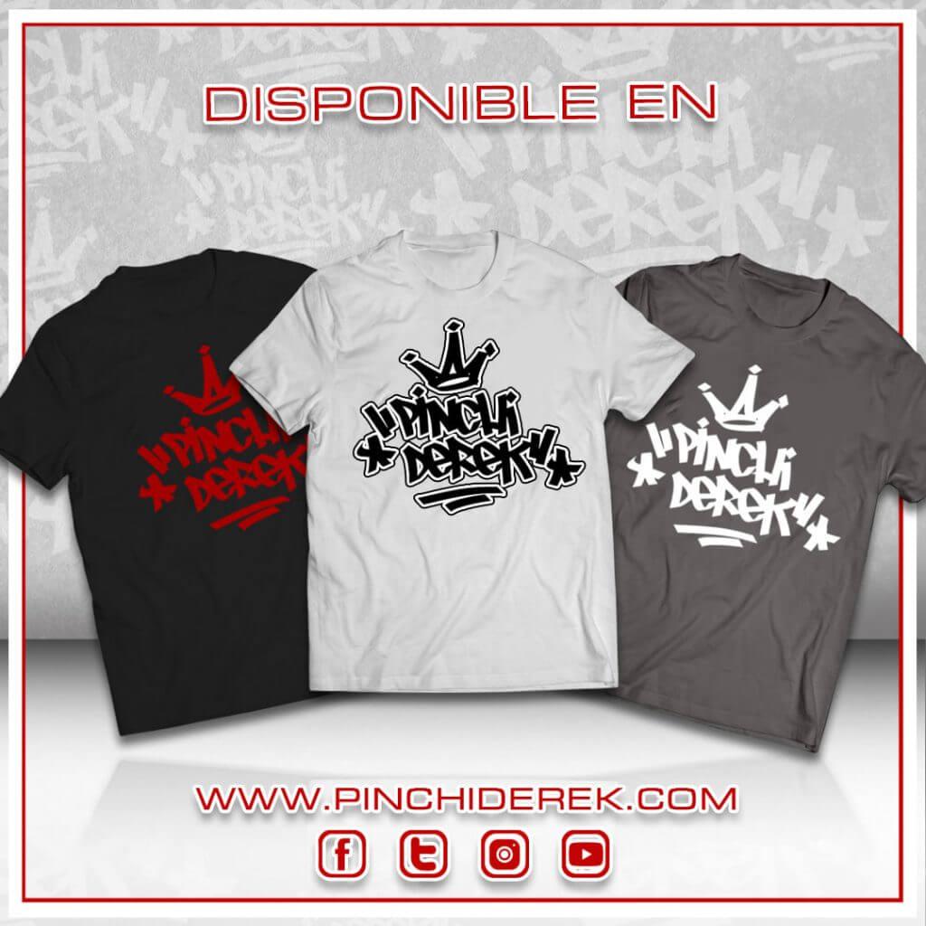 pinchi derek graffiti shirt