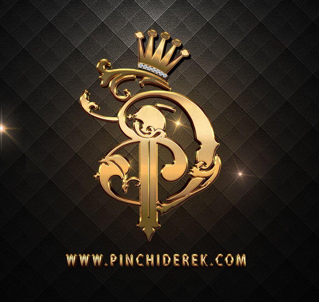 Gold PDerek Logo