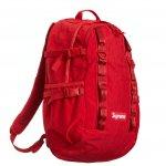 supreme red backpack 3