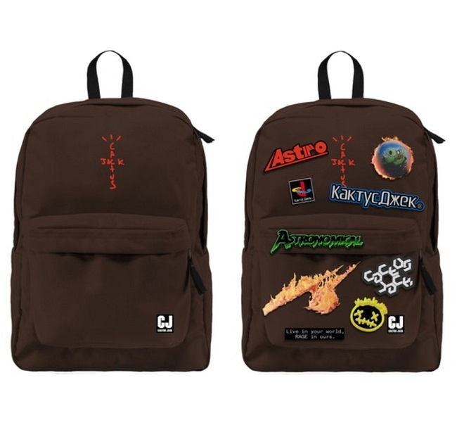 travis scott cactus jack backpack 1