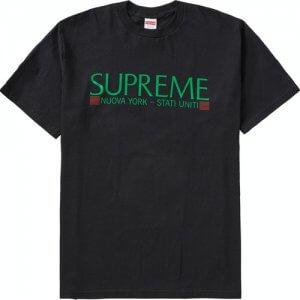 supreme new york tshirt